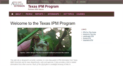 Preview of ipm.tamu.edu
